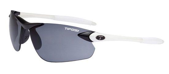 Tifosi Seek FC, White/Black Fototec Sunglasses
