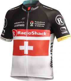 Craft Radioshack Nissan Elite Jersey - Swiss National