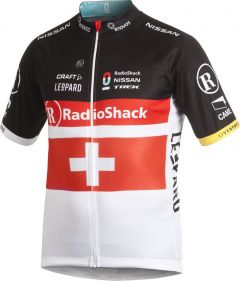Craft Radioshack Nissan Replica Jersey - Swiss National