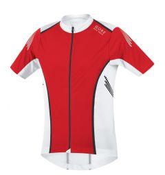 Gore Bike Wear Xenon S Jersey - Red/White