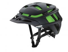 Smith Forefront Bike Helmet - Matte Black