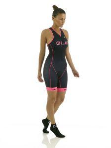 Ale Triathlon Cipro Women's Skinsuit - Front Zipper