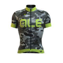Alé PRR Camo Short Sleeve Jersey