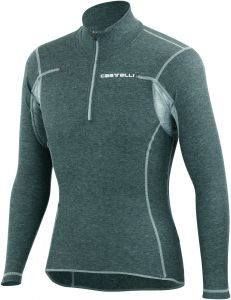 Castelli Flanders Warm Zip LS Base Layer
