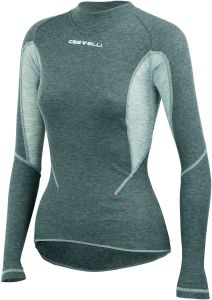 Castelli Flandria Warm LS Base Layer  - Women's