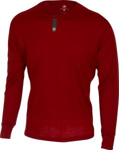 Castelli Procaccini Wool LS Base Layer