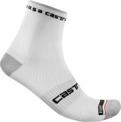 Castelli Rosso Corsa Pro 9 Sock