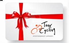 Tour Cycling Gift Card